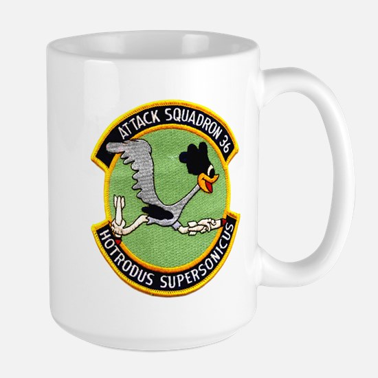VA 36 Roadrunners Alternate Large Mug