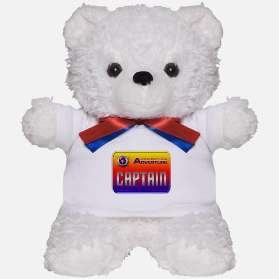 Captain Kids Teddy Bear