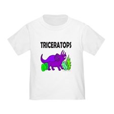TRICERATOPS T