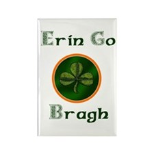 Erin Go Bragh Rectangle Magnet