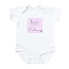 Makaila Infant Bodysuit
