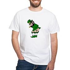 Mooning Leprechaun Shirt