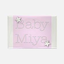 Cute Miya Rectangle Magnet