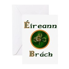 Eireann Go Brach Greeting Cards (Pk of 10)