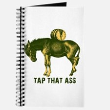 Tap That Ass Donkey Beer Keg Journal
