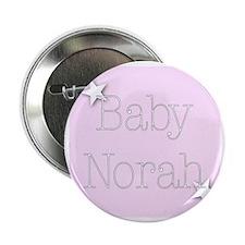 "Cute Norah 2.25"" Button"
