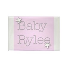 Cute Rylee Rectangle Magnet