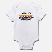 World's Hottest Docum.. (C) Infant Bodysuit