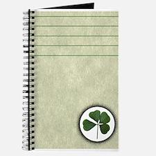 St. Patrick's Day Journal