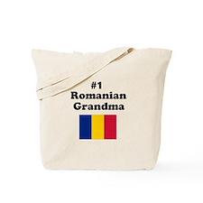 #1 Romanian Grandma Tote Bag