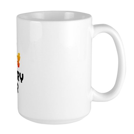 World's Hottest Docum.. (C) Large Mug