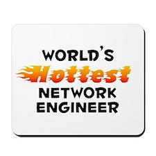 World's Hottest Netwo.. (B) Mousepad