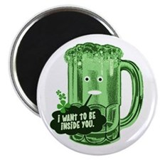 Funny Beer Humor Magnet