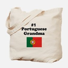 #1 Portuguese Grandma Tote Bag