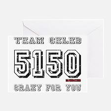 5150 Greeting Card