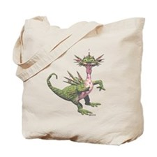 Drake the Dragon Tote Bag