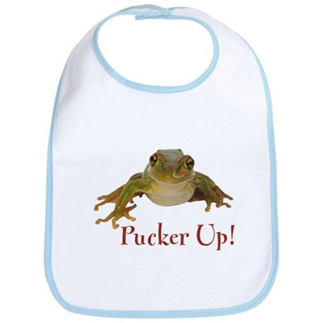 Pucker Up! Bib