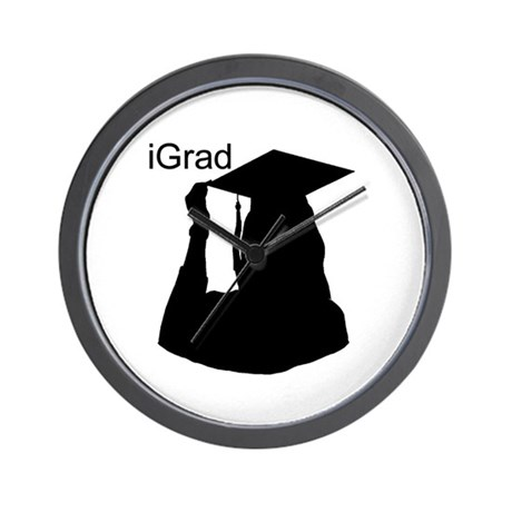iGrad Wall Clock