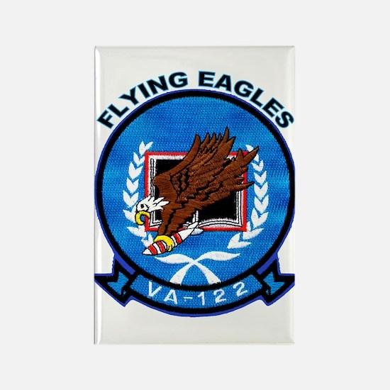 VA 122 Flying Eagles Rectangle Magnet