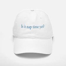 Nap Time Baseball Baseball Cap