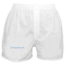 Nap Time Boxer Shorts
