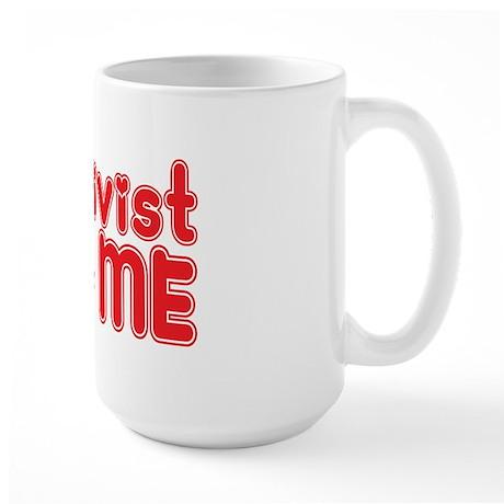 An Archivist Loves Me Large Mug