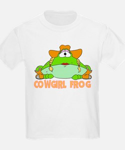 COWGIRL FROG T-Shirt
