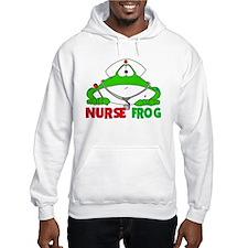 NURSE FROG Jumper Hoodie