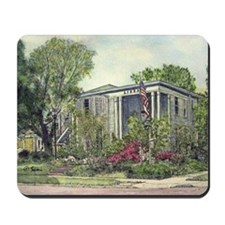 Canal Fulton OH Library Mousepad