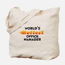 World's Hottest Offic.. (B) Tote Bag