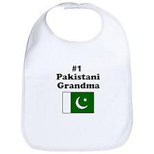 #1 Pakistani Grandma Bib