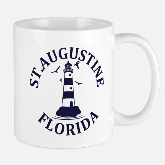 Summer st. augustine- florida Mugs
