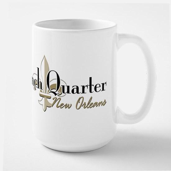 French Quarter New Orleans Large Mug