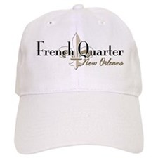 French Quarter New Orleans Baseball Baseball Cap