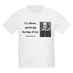 Shakespeare 16 Kids Light T-Shirt