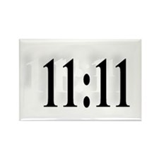1111 Rectangle Magnet