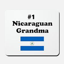 #1 Nicaraguan Grandma Mousepad