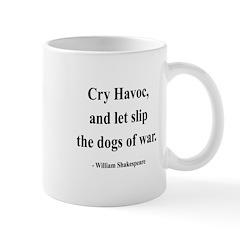Shakespeare 16 Mug