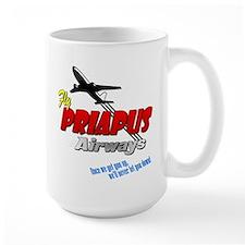 Priapus Airways Mug
