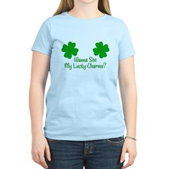 Wanna see my lucky charms T-Shirt