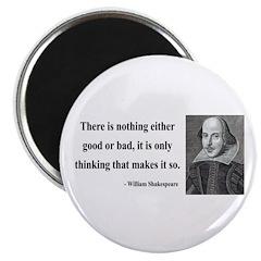 """Shakespeare 17 2.25"""" Magnet (10 pack)"""