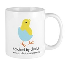 Hatched by Choice Mug