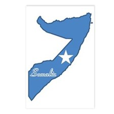 Cool Somalia Postcards (Package of 8)