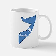 Cool Somalia Small Small Mug