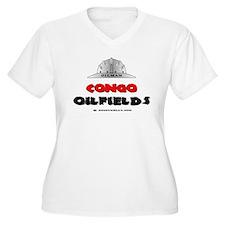 Congo Oilfields T-Shirt