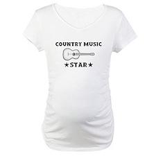 Country Music Star Shirt