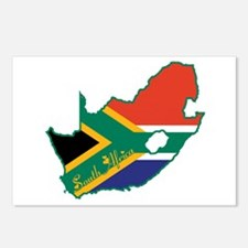 Cool South Africa Postcards (Package of 8)