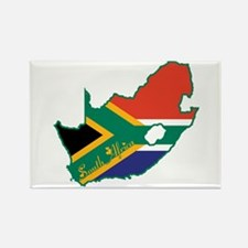 Cool South Africa Rectangle Magnet (100 pack)