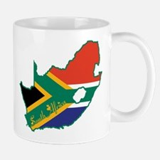 Cool South Africa Mug
