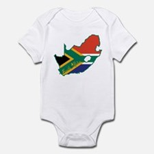 Cool South Africa Infant Bodysuit